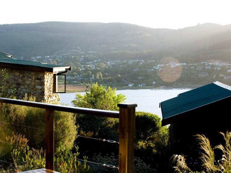 Garden Route Knysna Accommodation The Elephant Hide Guest Lodge Accommodation Exterior Lodges View
