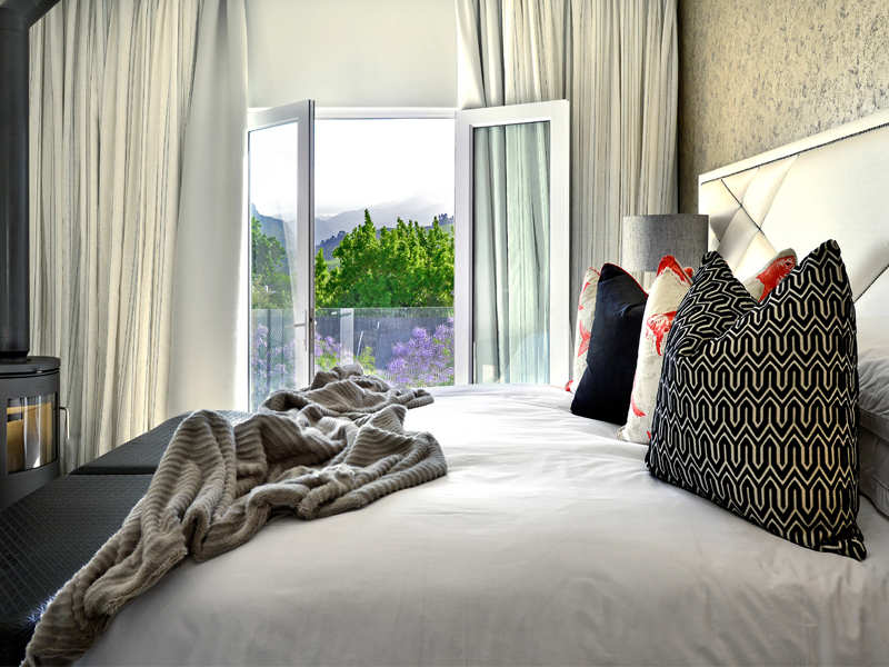 Fh Boutique Hotel Aztec Room Bed View