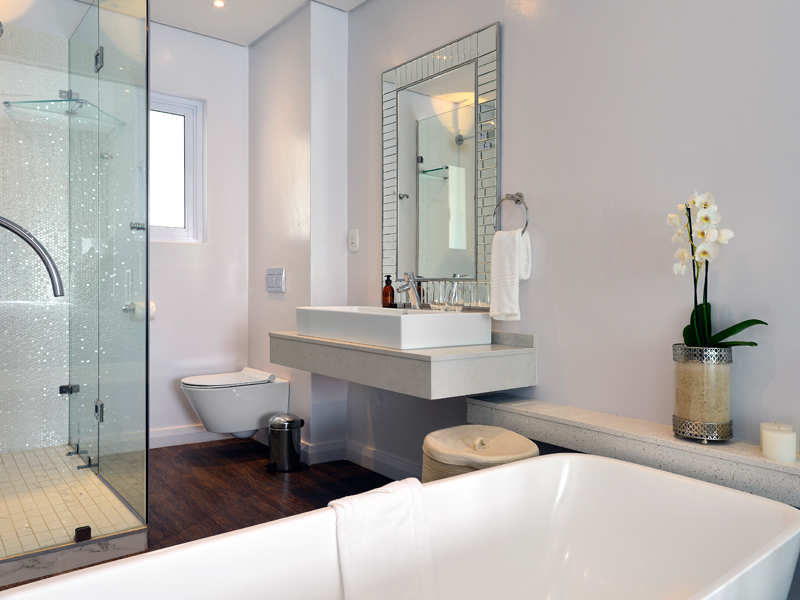 Fh Boutique Hotel Blanc Room Bathroom