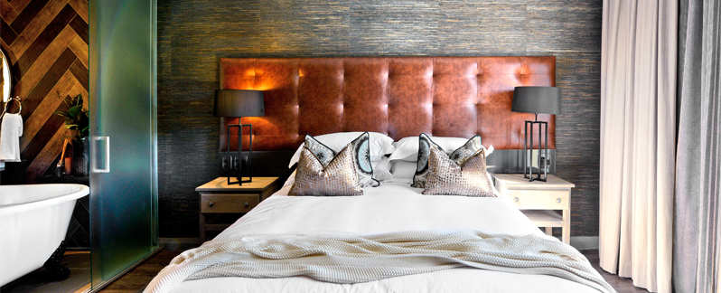 Fh Boutique Hotel Hennesy Room Bed
