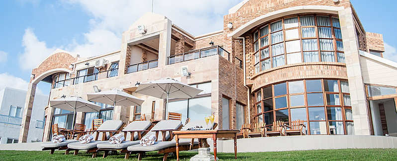 Bay Lodge Guest House Accommodation In Mossel Bay Banner