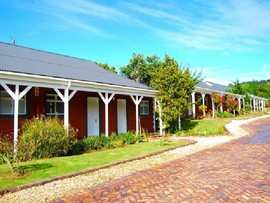 Garden Route Plettenbay Bay Accommodation Redbourne Lodge Front L