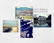 City, Wine & Beach Tour