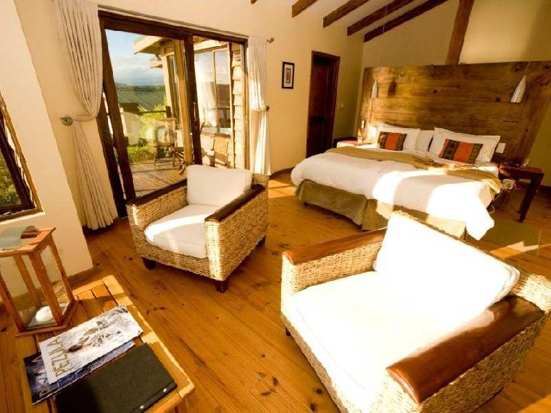 Garden Route Knysna Accommodation The Elephant Hide Guest Lodge Accommodation Interior Room Bedroom 2