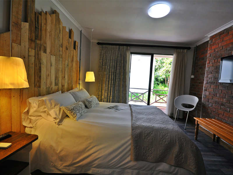 Eastern Cape Garden Route Accommodation Tsitsikamma Village Inn Interior Room Bedroom
