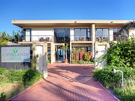 Kwazulu Natal Salt Rock Accommodation Canelands Beach Club And & Spa Exterior Entrance