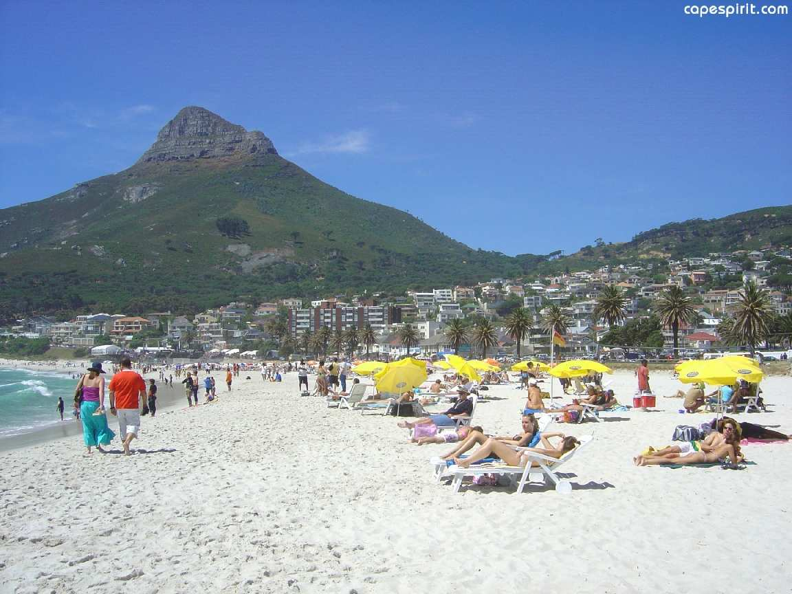 South Africa Tour Cape Town Tour Camps Bay Beach