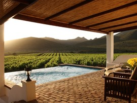 Winelands Accommodation Robertson Orange Grove Facilities