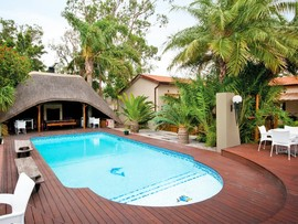 Port Elizabeth  Accommodation Walmer Ibhayi Town Lodge Pool
