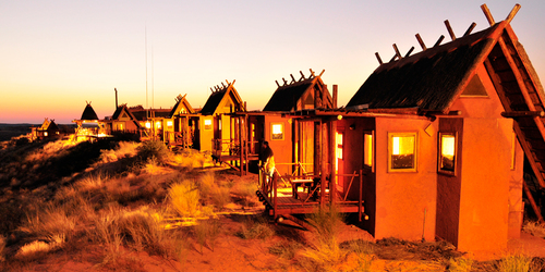 !Xaus Lodge Kgalagadi Accommodation Transfrontier Park Banner