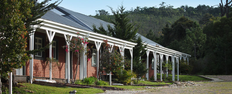 Plettenberg Bay   Accommodation  Redbourne Country Lodge  Garden Rooms