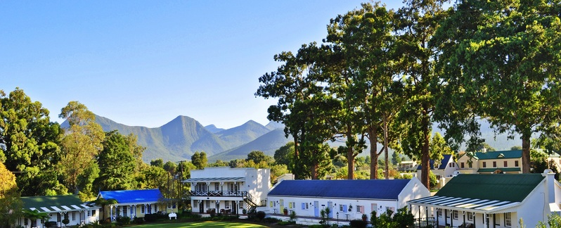 Eastern Cape Garden Route Accommodation Tsitsikamma Village Inn Exterior View