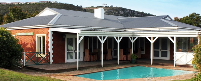 Garden Route Plettenbay Bay Accommodation Redbourne Lodge Luxury Pool Side Banner