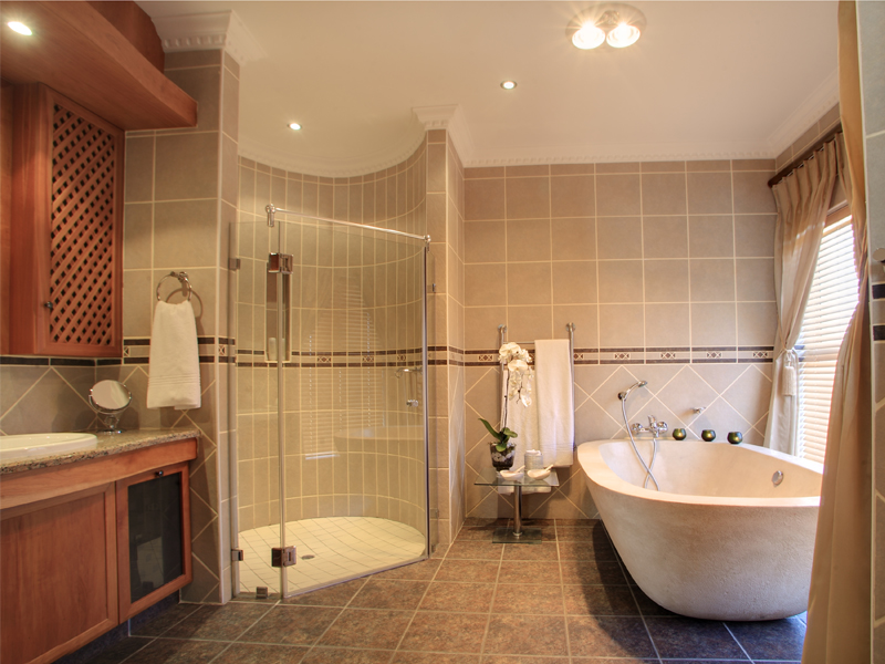 Garden Route Mossel Bay Accommodation African Oceans Manor On The Beach Interior Bathroom Design