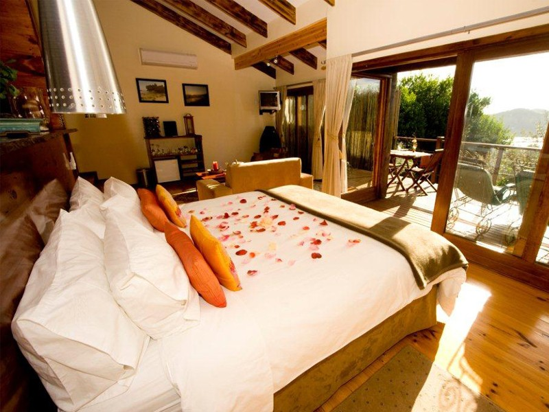 Garden Route Knysna Accommodation The Elephant Hide Guest Lodge Accommodation Interior Room Bedroom View