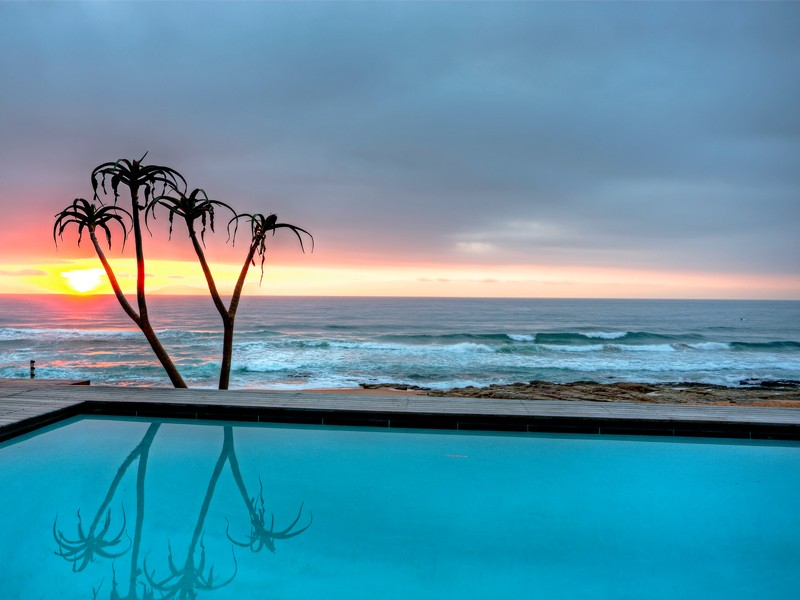 Kwazulu Natal Salt Rock Accommodation Canelands Beach Club And & Spa Facilities Pool Sea View