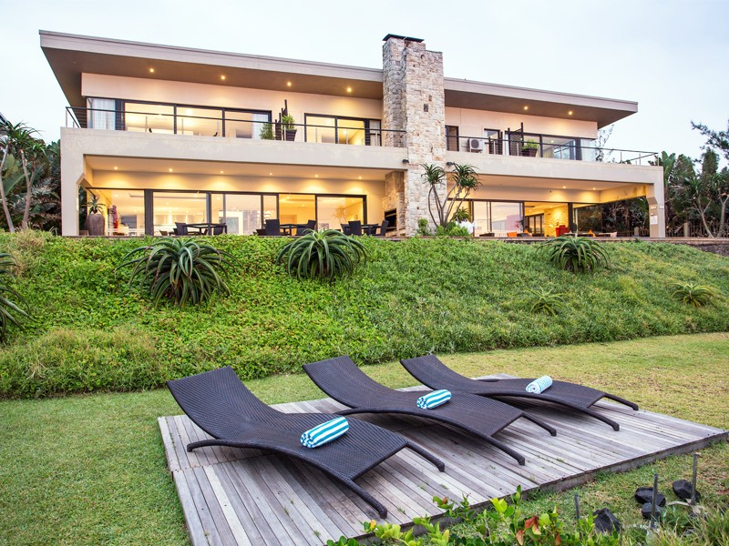 Kwazulu Natal Salt Rock Accommodation Canelands Beach Club And & Spa Exterior Garden