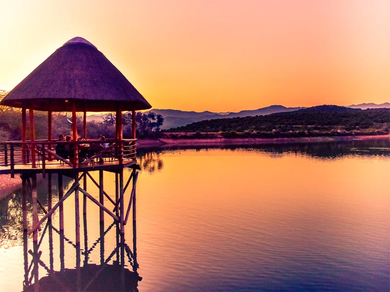 Cape Hotels The Unique A&E Portfolio Buffelsdrift Game Lodge Oudtshoorn Outdoor Chapel