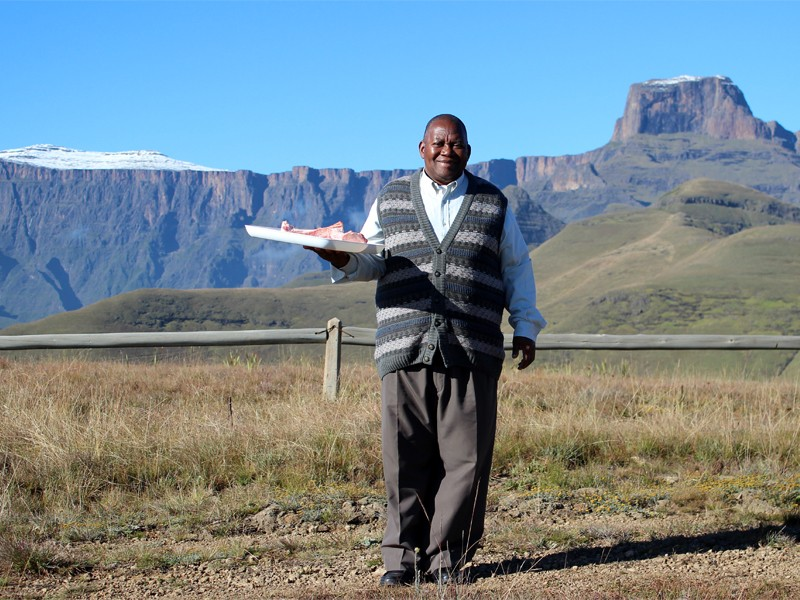 Drakensberg Accommodation Conservation Area Witsieshoek Mountain Lodge Facilities Staff