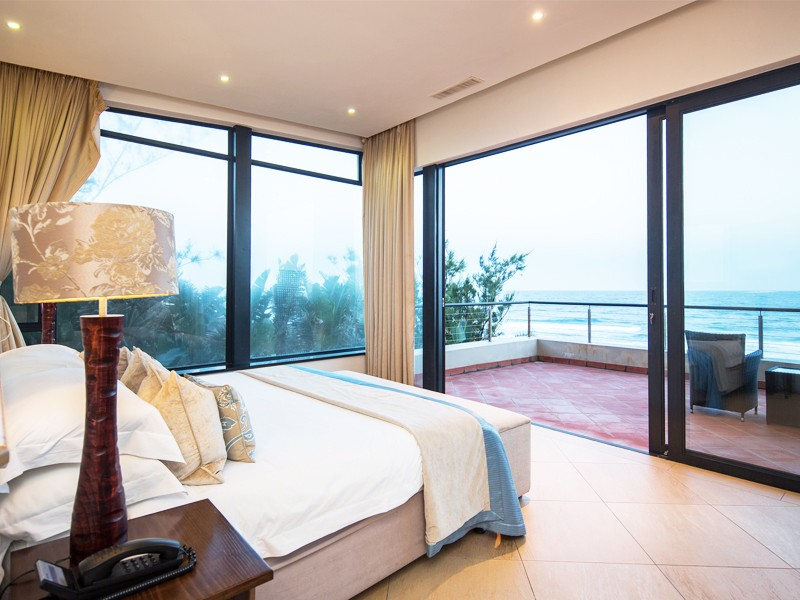 Kwazulu Natal Salt Rock Accommodation Canelands Beach Club And & Spa View Room Suite View