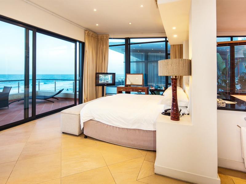 Kwazulu Natal Salt Rock Accommodation Canelands Beach Club And & Spa View Room Suite View 1
