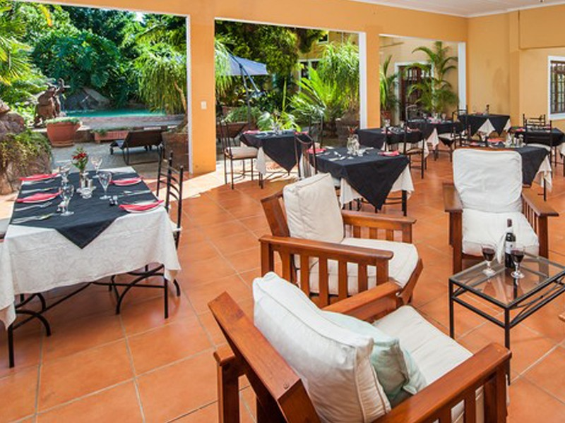Addo Accommodation Cosmos Cuisine Dinning L