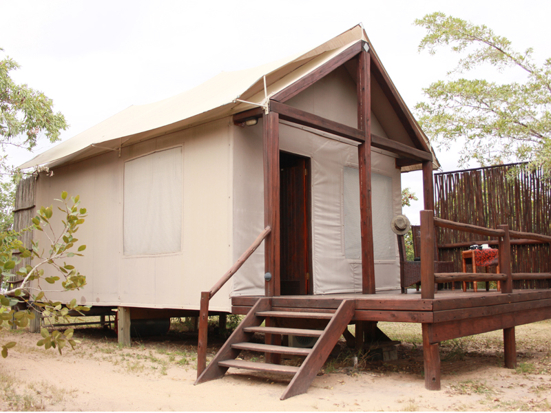 Nkambeni Safari Camp Kruger National Park Tent