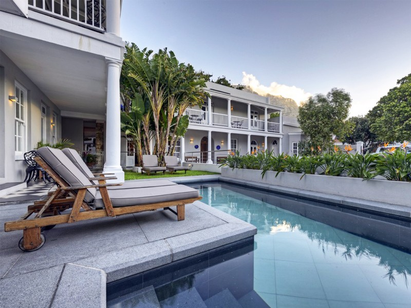 Cape Town Sea Point Accommodation The Three Pool 2 M