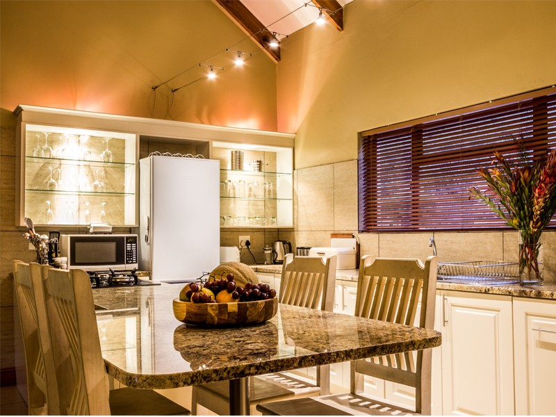 Winelands Accommodation Robertson Orange Grove Kitchen