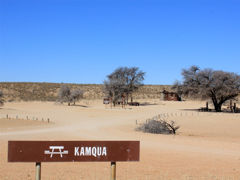 Kgalagadi Accommodation Transfrontier Park Xaus Lodge Picnic