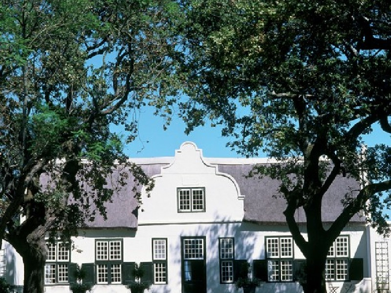 Winelands Stellenbosch Paarl Accomodation Exterior Front Mjpeg