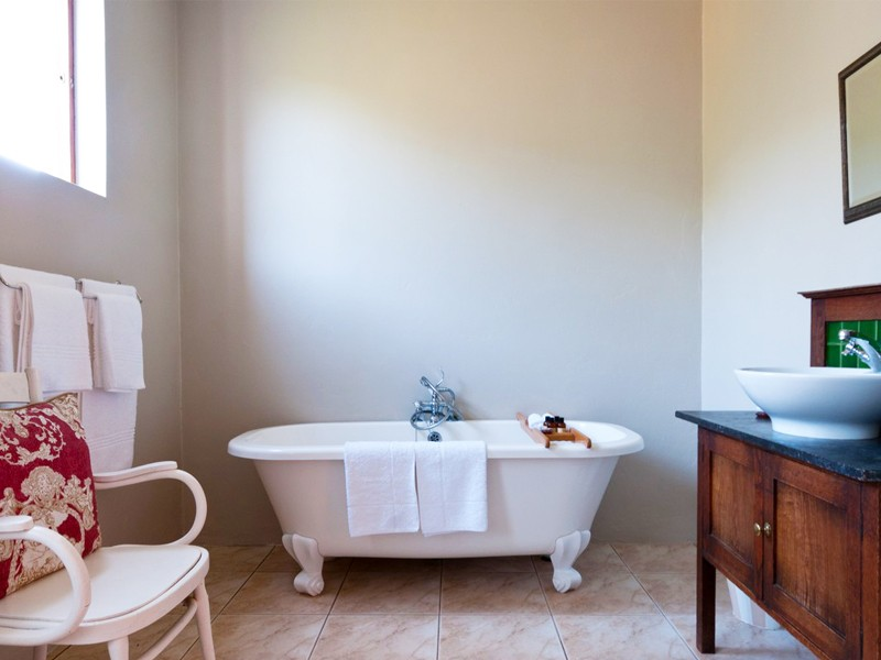 Eastern Cape Safari Greater Addo Amakhala Leeuwenbosch Country House Bathroom L