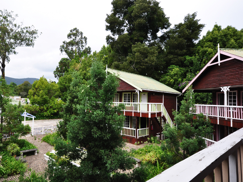 Eastern Cape Garden Route Accommodation Tsitsikamma Village Inn Exterior Building