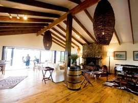 Garden Route Knysna Accommodation The Elephant Hide Guest Lodge Accommodation Interior Living Area