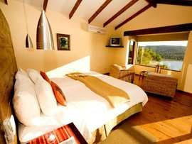 Garden Route Knysna Accommodation The Elephant Hide Guest Lodge Accommodation Interior Room Bedroom 3