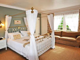 Eastern Cape Garden Route Accommodation Tsitsikamma Village Inn Interior Room Bedroom Honeymoon Cottage