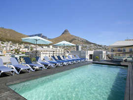 The Hyde Hotel Sea Point Sky Deck Pool