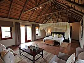 Addo Eastern Cape Safari Accommodation Hlosi Game Lodge Luxury Suite